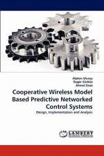 Cooperative Wireless Model Based Predictive Networked Control Systems