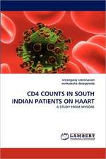 Cd4 Counts in South Indian Patients on Haart