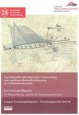 Experimentelle und numerische Untersuchung eines spaltlosen Hochauftriebssystems mit Zirkulationskontrolle