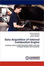 Data Acquisition of Internal Combustion Engine