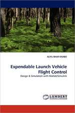 Expendable Launch Vehicle Flight Control