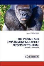Income and Employment Multiplier Effects of Tourism