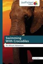 Swimming   With Crocodiles