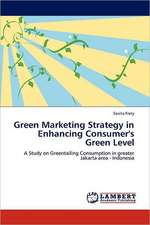 Green Marketing Strategy in Enhancing Consumer's Green Level