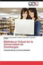 Biblioteca Virtual de La Universidad de Cienfuegos:  Una Mirada Hacia America Desde Afuera
