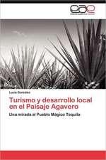 Turismo y Desarrollo Local En El Paisaje Agavero:  Los DOS Puntos