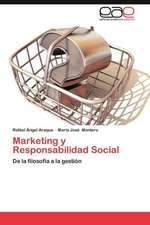 Marketing y Responsabilidad Social