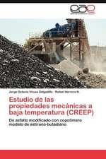 Estudio de Las Propiedades Mecanicas a Baja Temperatura (Creep):  El Caso del Tabaco