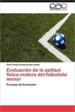 Evaluacion de La Aptitud Fisica-Motora del Futbolista Menor:  Conchas de Abanico Con Acido Lactico y Yogurt Natural