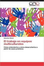 El Trabajo En Equipos Multiculturales:  Un Espacio Comun Entre DOS Continentes