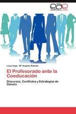El Profesorado Ante La Coeducacion