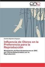 Influencia de Olores En La Preferencia Para La Reproduccion:  Valencia