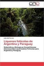 Liquenes Foliicolas de Argentina y Paraguay:  Lo Arabe En La Prensa Espanola