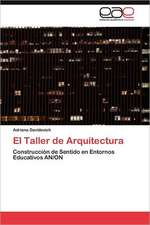 El Taller de Arquitectura