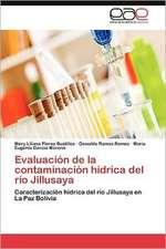 Evaluacion de La Contaminacion Hidrica del Rio Jillusaya:  Fachadas de Edificios Residenciales