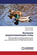 Bolezni vodoplavayushchikh ptits