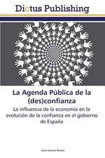 La Agenda Pública de la (des)confianza