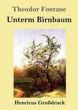 Unterm Birnbaum (Großdruck)