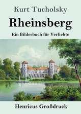 Rheinsberg (Großdruck)