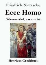 Ecce Homo (Großdruck)