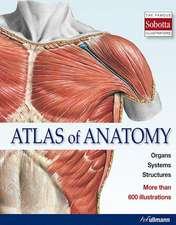 Atlas of Anatomy: The Human Body Described in 13 Systems