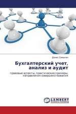 Bukhgalterskiy uchet, analiz i audit