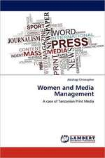 Women and Media Management