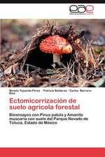 Ectomicorrizacion de Suelo Agricola Forestal:  Una Etnoexperiencia Corporal