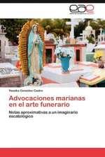 Advocaciones Marianas En El Arte Funerario:  Una Vision Critica Desde La Psicologia