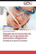 Estudio de La Insercion de Kdna En El Genoma de Pacientes Chagasicos:  Una Vision Critica Desde La Psicologia