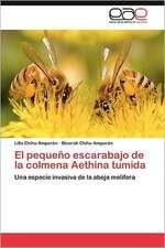 El Pequeno Escarabajo de La Colmena Aethina Tumida:  Una Vision Critica Desde La Psicologia
