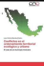 Conflictos En El Ordenamiento Territorial Ecologico y Urbano:  Educacion de Adultos, Ciencia O Disciplina?
