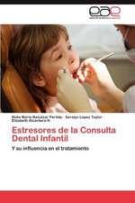 Estresores de La Consulta Dental Infantil:  Una Perspectiva Multivariante