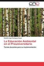 La Educacion Ambiental En El Preuniversitario:  El Caso de Brasil y Mexico