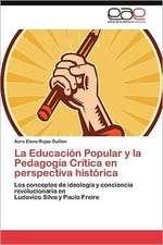La Educacion Popular y La Pedagogia Critica En Perspectiva Historica:  Herramienta de La Web 2.0 Para Algebra Lineal
