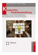 Kooperative Produktentwicklung