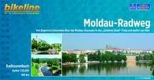 Bikeline Radtourenbuch Moldau-Radweg