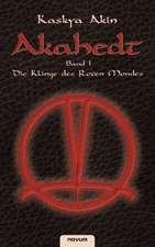 Akahedt Band 1 – Die Klinge des Roten Mondes