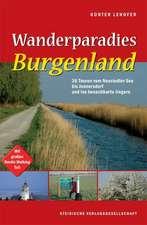 Wanderparadies im Burgenland