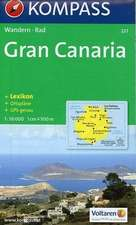 Gran Canaria 1 : 50 000