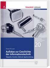 Aufsätze zur Geschichte der Informationstechnik