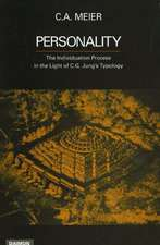 Personality. The Individuation Process in the Light of C. G. Jung's Typology