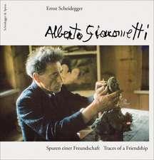 Alberto Giacometti: Traces of a Friendship
