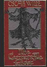 Canterville Ghost Minibook