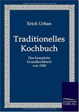 Traditionelles Kochbuch