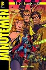 Before Watchmen 01: Minutemen