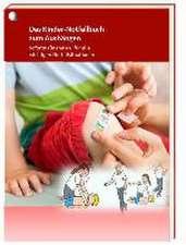 Das Kinder-Notfallbuch zum Aushängen