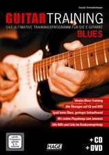 Guitar Training Blues + CD + DVD