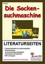 Die Sockensuchmaschine / Literaturseiten