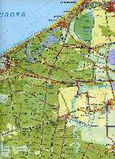 Rostocker Heide, Darß 1 : 30 000 Rad- und Wanderkarte